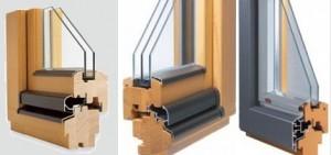storm lesena okna profili